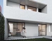Visualizaсión de la casa Taver