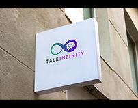 Talk Infinity App Business logo
