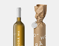 Tohorā Ma Vineyards - Visual Identity + Packaging