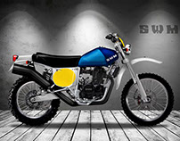 SWM RG 440 CLASSIC
