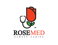 Rosemed Logo 2nd | Branding