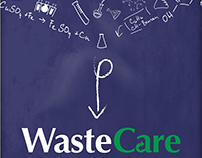 Screen Advert for Simplifying Waste