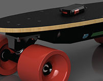 Jolt-Board: Electric Skateboard Design