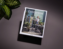 Evergreen —Living with Plants