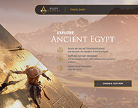 Explore Ancient Egypt : 3 guided video tours