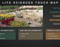 Life Sciences Interactive Map