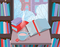 Seasonal Bookmarks Series