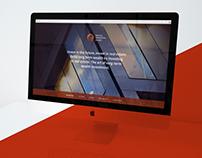 2016 : Web design