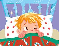 """Père Noel est en retard!"" editions LITO"
