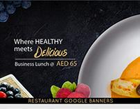 Restaurant Google Ads