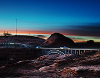 Lake Powell Bridge