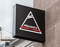 Provehito In Shop / Personal Sportswear Brand 2017