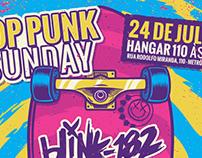 Pop Punk Sunday Flyer