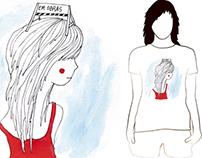 EM OBRAS - T-shirt