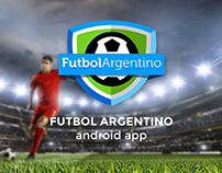 Fútbol Argentino Tablet