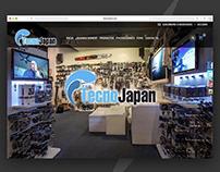 Tecno Japan | Diseño Web