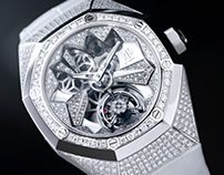 Royal Oak Concept and Openwork by Audemars-Piguet