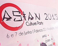 Asian Culture Party 2015