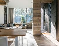 Portsea Sleepout by Mitsuori Architects