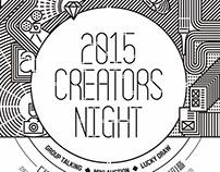 2015 CREATORS NIGHT