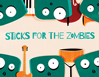 Sticks for the Zombies