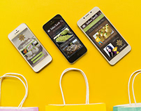 Indian Sweets Mobile Application