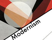 Modernism Magazine Spread