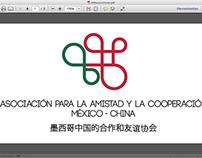 Asoc. México-China: Logo