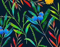 Botanicals and Foliages