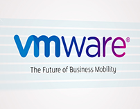 VMware - The Future of Business Mobility Motion Graphic