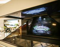 PIRAMIDE OLOGRAFICA 3D |Grandi Salumifici Italiani