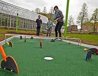 Mini-Golf Holes