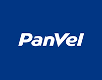 PanVel | Redesenho do logotipo