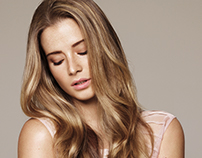 GLYNT HAIR CARE - Campaign and Catalogue
