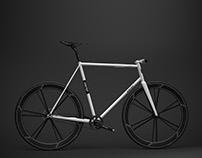 warrior bicycle