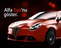 "Alfa Romeo ""Show your Alfa Ego"""