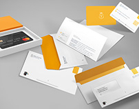 Trustcom Financial branding