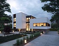 Syncline House_Render LeHong Design