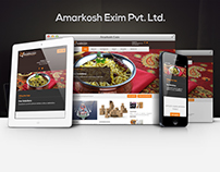 Amarkosh Exim Pvt. Ltd.