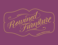 Rewined Furniture Branding & Lettering