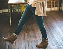 fashionable Trendy Jeans from Glamortrends