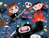 BOO!! Happy Halloween 2015