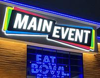 Main Event Logo Rejuvenation