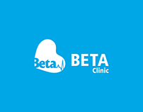 Beta Clinic | identity redesigning