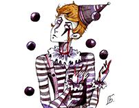 cirque psychédélique