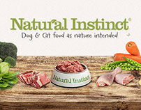 Natural Instinct - Web Design & Build