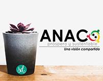 Branding - Anaco próspero y sustentable - Venezuela
