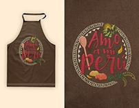 Custom Apron Design (Embroidered)