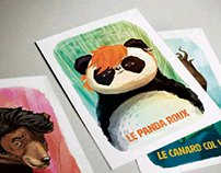 carte animaux