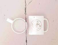 Mug Vintage Mock-Up